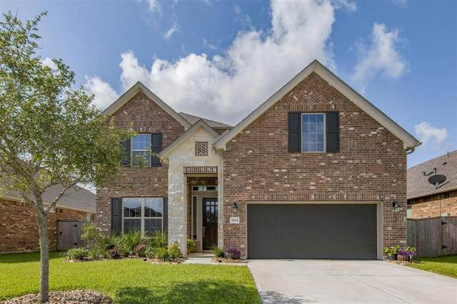 3624 Bosc Drive, Pearland, TX 77581 (MLS #96274986) :: Christy Buck Team