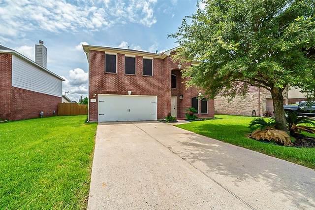 1803 Manor Drive, Baytown, TX 77521 (#96277460) :: ORO Realty