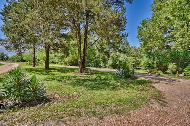 565, 581 Bybee Road, Round Top, TX 78954 (MLS #96279885) :: Ellison Real Estate Team