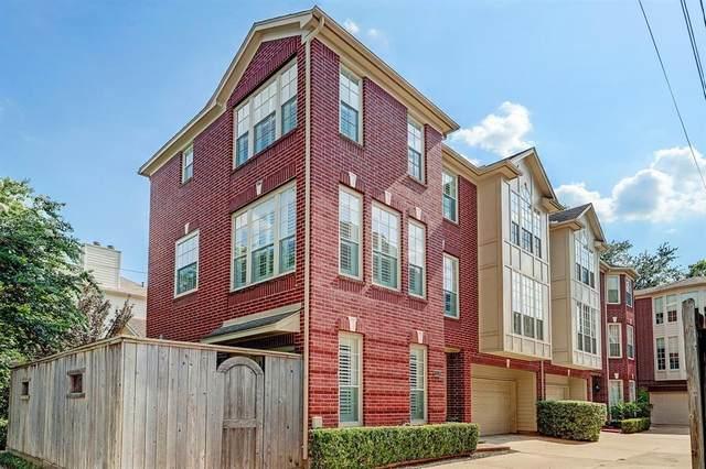 1518 Park Street, Houston, TX 77019 (MLS #96282221) :: Green Residential