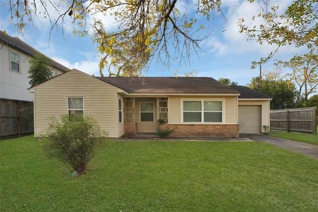 4627 Maple Street, Bellaire, TX 77401 (MLS #96296517) :: Caskey Realty