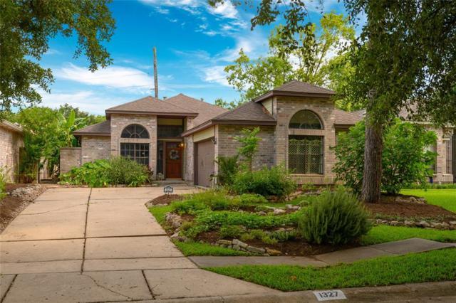 1327 Roundstone Drive, Richmond, TX 77406 (MLS #96298325) :: Caskey Realty