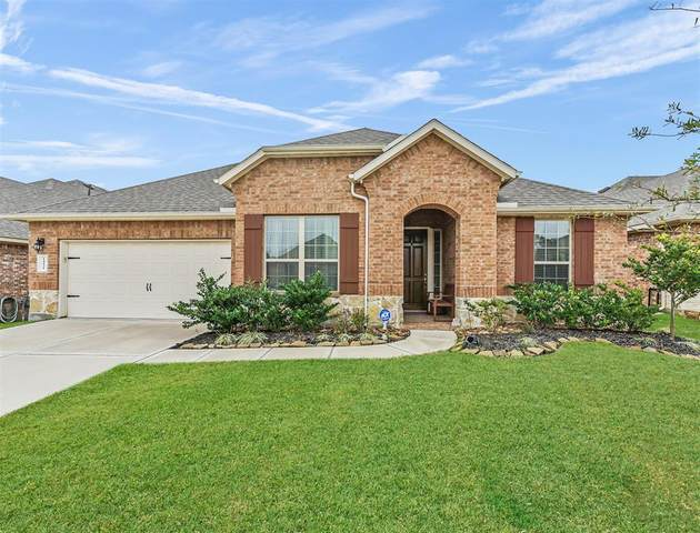 14121 Emory Peak Court, Conroe, TX 77384 (MLS #96307115) :: The SOLD by George Team