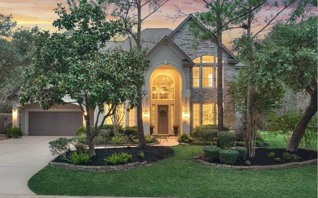 35 Rosedown Place, The Woodlands, TX 77382 (MLS #96320911) :: Michele Harmon Team
