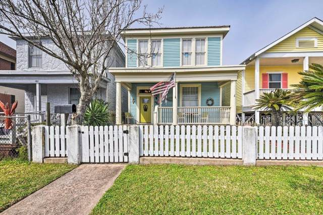 1722 Avenue N 1/2, Galveston, TX 77550 (MLS #96322193) :: Ellison Real Estate Team