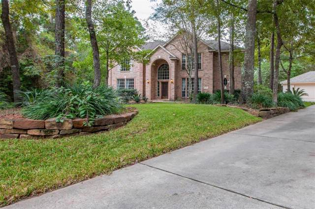 31 Baylark Place Place, The Woodlands, TX 77382 (MLS #96325391) :: Texas Home Shop Realty