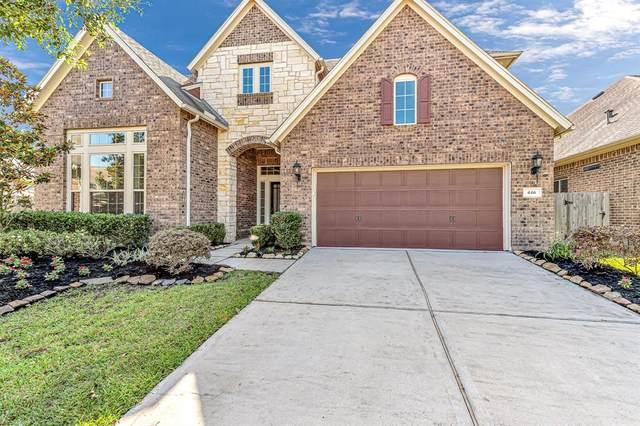 446 Cascade Oaks Lane, Richmond, TX 77406 (MLS #96330967) :: The SOLD by George Team