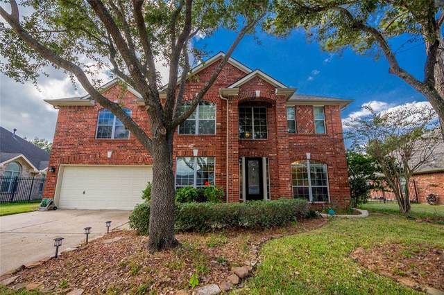 11415 Stone Mallow Drive, Houston, TX 77095 (MLS #96344647) :: Lerner Realty Solutions