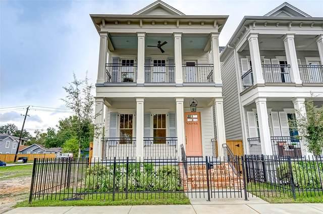 518 E 27th Street, Houston, TX 77008 (MLS #96345323) :: Green Residential
