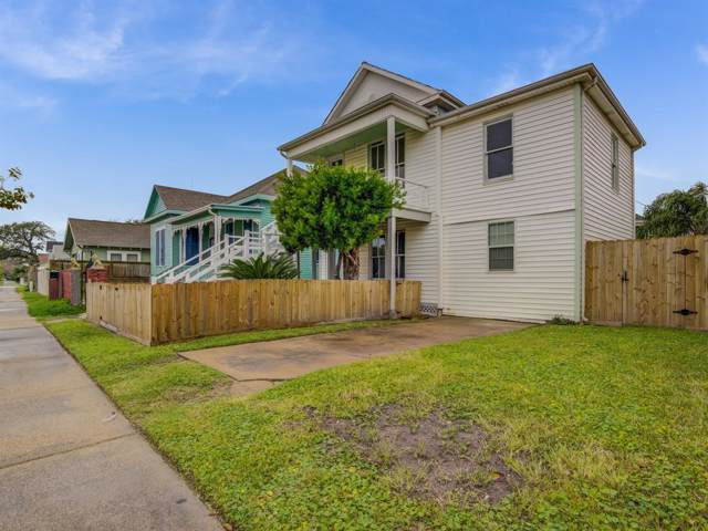 3616 Avenue M 1/2, Galveston, TX 77550 (MLS #96348626) :: Giorgi Real Estate Group