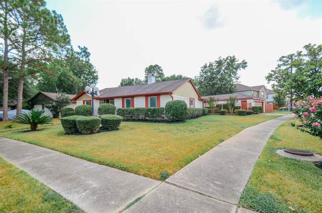 1023 Whispering Pine Drive, Missouri City, TX 77489 (MLS #96348699) :: Caskey Realty