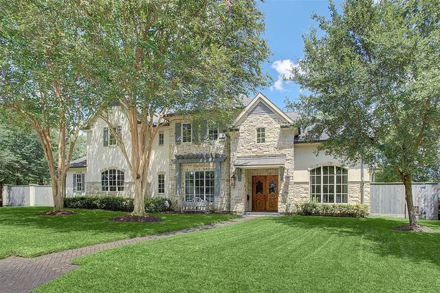 8406 Raylin Drive, Spring Valley Village, TX 77055 (MLS #96348845) :: The Home Branch