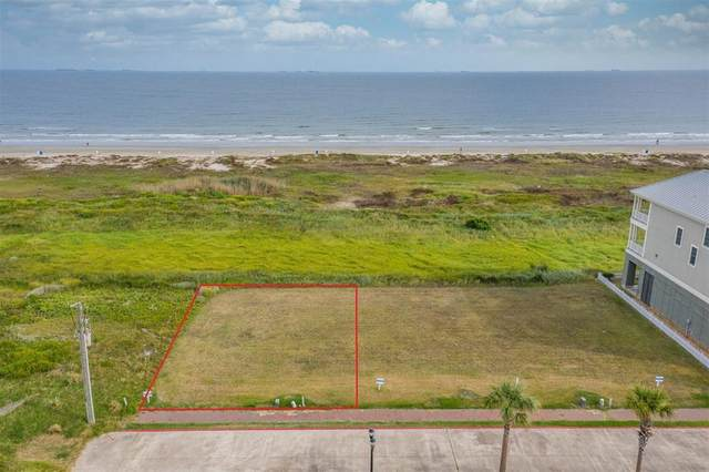 1841 & 1845 Seaside Drive, Galveston, TX 77550 (MLS #96379050) :: The Freund Group