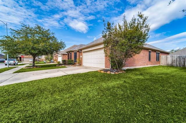 3507 Leaf Vines Drive, Spring, TX 77386 (MLS #96379321) :: The Home Branch