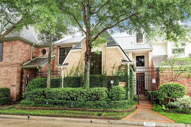 9587 Doliver Drive, Houston, TX 77063 (MLS #96379927) :: Bay Area Elite Properties