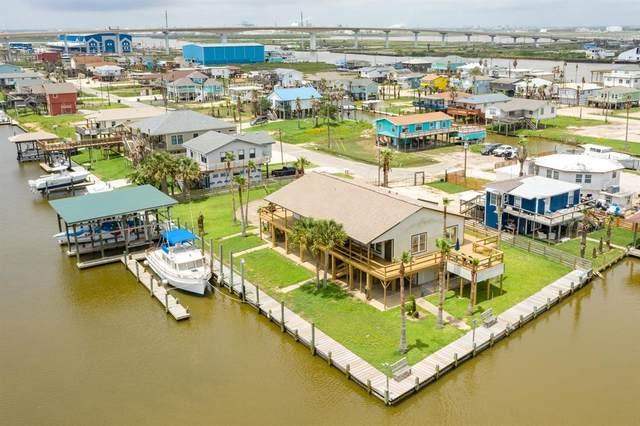 430 Pompano Lane, Surfside Beach, TX 77541 (MLS #96386427) :: My BCS Home Real Estate Group