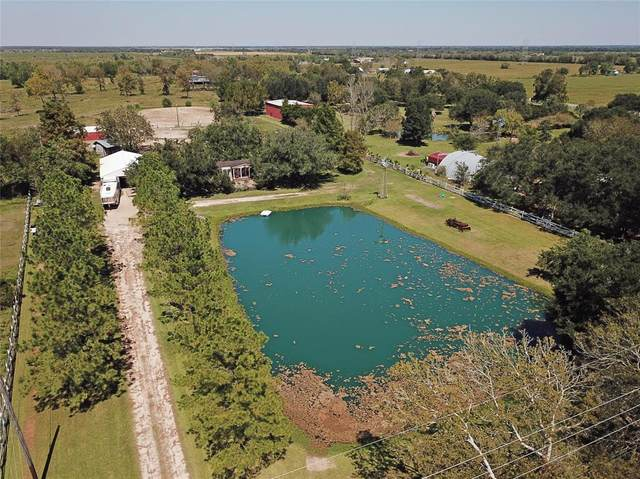 1807 County Road 45, Angleton, TX 77515 (MLS #96388061) :: Rose Above Realty