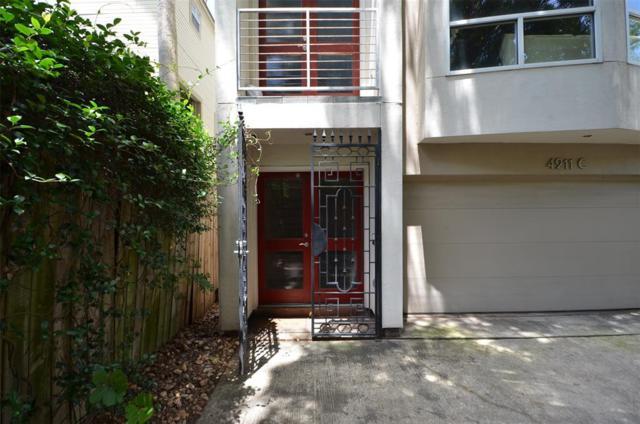 4211 Childress Street C, Houston, TX 77005 (MLS #96391915) :: Krueger Real Estate