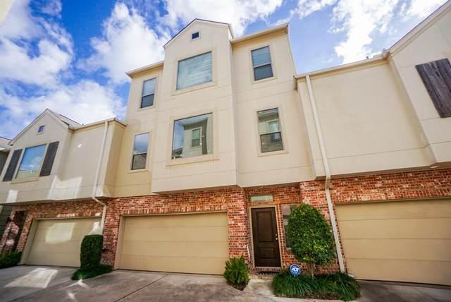 3856 Centerplaza Drive, Houston, TX 77007 (MLS #96396722) :: Keller Williams Realty