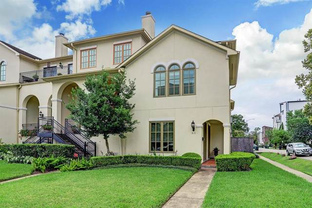 613 Jackson Hill Street, Houston, TX 77007 (MLS #96400516) :: Keller Williams Realty