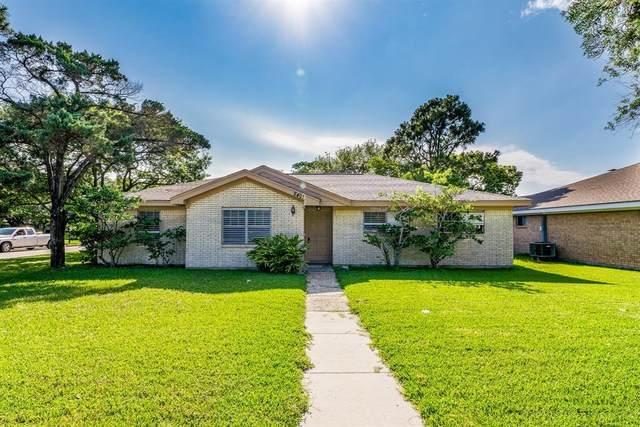 2401 Camino Court, Texas City, TX 77590 (MLS #96400558) :: The Property Guys