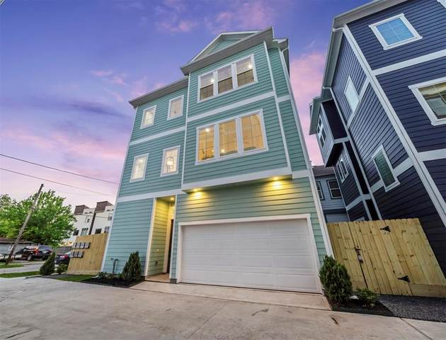 204 Burr Street G, Houston, TX 77011 (MLS #9640143) :: The Heyl Group at Keller Williams