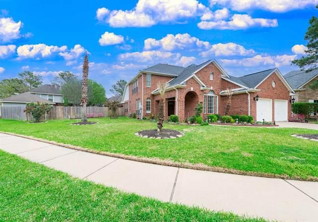 15411 Ryoaks Drive, Houston, TX 77095 (MLS #96433385) :: The Sansone Group