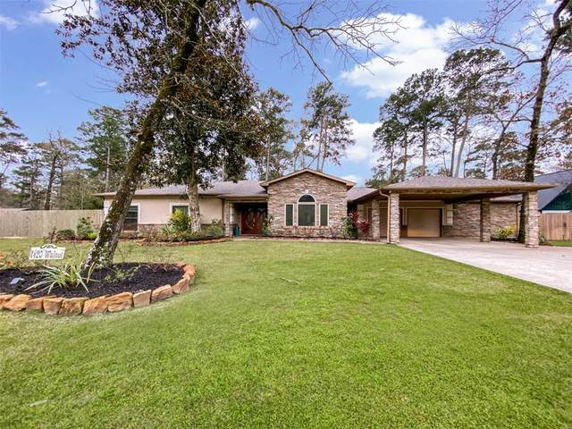 1420 Walnut Lane, Kingwood, TX 77339 (MLS #96449978) :: The Sansone Group