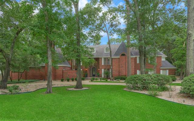 42 Grogans Point Road, The Woodlands, TX 77380 (MLS #96450290) :: The Heyl Group at Keller Williams