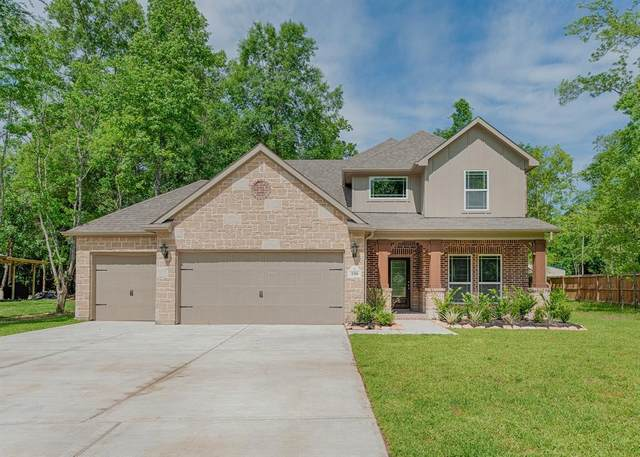 190 Spanish Drive, Dayton, TX 77535 (MLS #9645116) :: The Freund Group