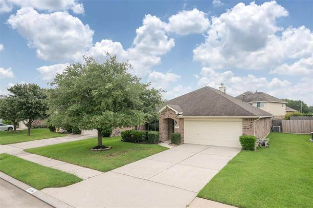 21706 Dimmett Way, Spring, TX 77388 (MLS #96455742) :: Connect Realty