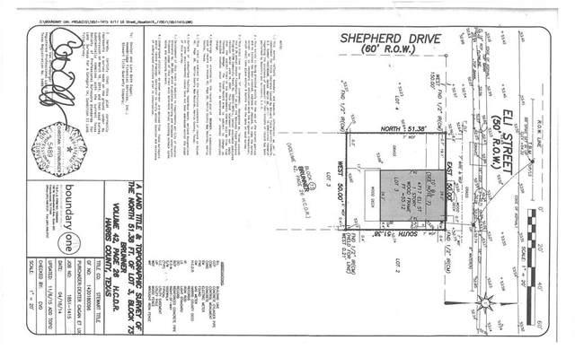 4717 Eli Street, Houston, TX 77007 (MLS #96458892) :: Green Residential