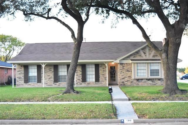 1310 Lillie Street, Deer Park, TX 77536 (MLS #96458928) :: Rachel Lee Realtor