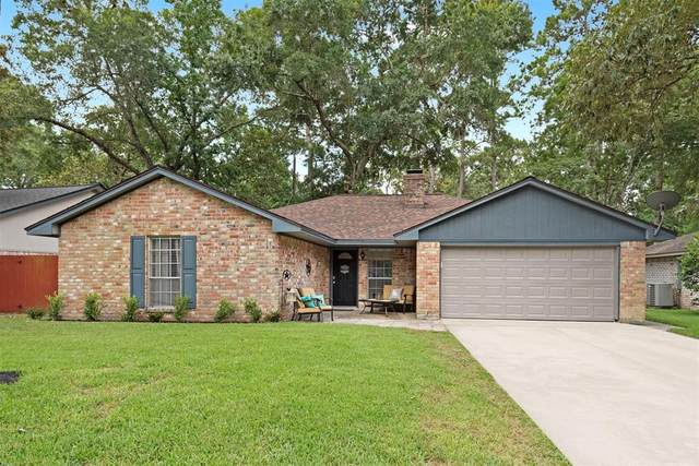 2118 Oak Shores Drive, Kingwood, TX 77339 (MLS #96463273) :: Giorgi Real Estate Group