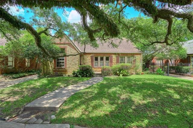 1320 Vassar Street, Houston, TX 77006 (MLS #96466202) :: The Home Branch