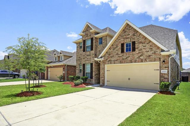 20215 Stonebridge Terrace Drive, Richmond, TX 77407 (MLS #9647663) :: NewHomePrograms.com LLC