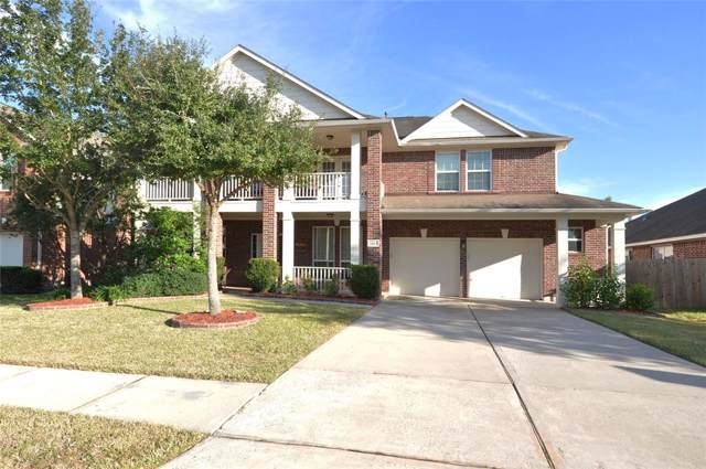 2413 Ridgebrook Lane, Pearland, TX 77584 (MLS #96487933) :: Texas Home Shop Realty