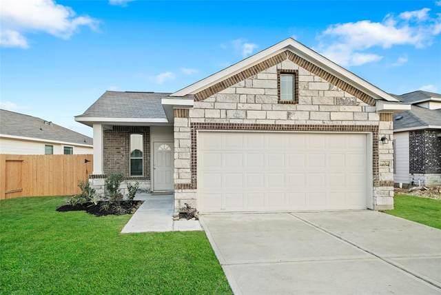 14223 Grand Hills Drive, Conroe, TX 77303 (MLS #96491326) :: The Wendy Sherman Team