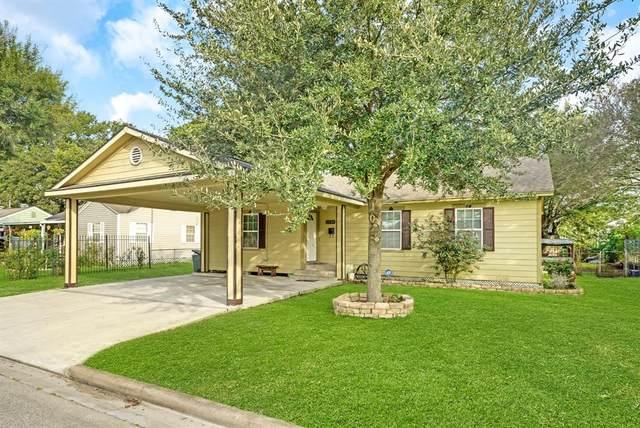 1339 13th Street, Galena Park, TX 77547 (MLS #96498316) :: Caskey Realty