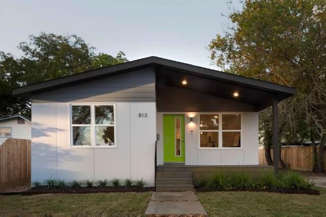 813 Mcdaniel Street, Houston, TX 77022 (MLS #9649832) :: Texas Home Shop Realty