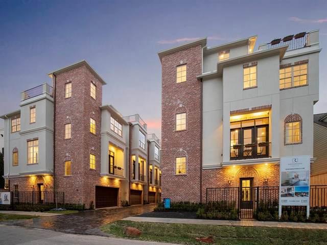 124 Reinerman Street, Houston, TX 77007 (MLS #96513466) :: Area Pro Group Real Estate, LLC