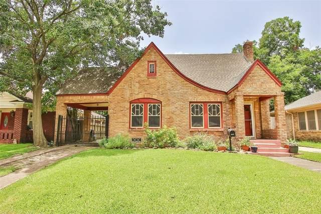 1134 Wyatt Street, Houston, TX 77023 (MLS #96517062) :: The Heyl Group at Keller Williams
