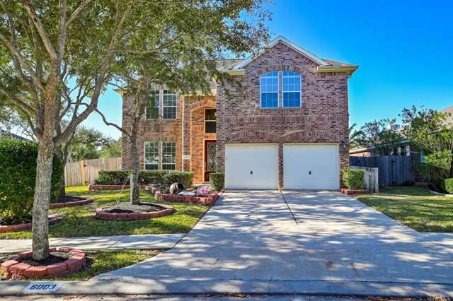 6003 Indian Creek, Missouri City, TX 77459 (MLS #96519927) :: The Home Branch