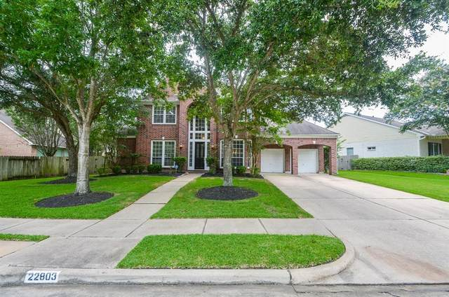 22803 Rachels Manor Drive, Katy, TX 77494 (MLS #96524665) :: Giorgi Real Estate Group