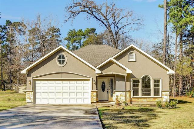 1026 Shawnee Drive, Conroe, TX 77316 (MLS #96527488) :: Texas Home Shop Realty