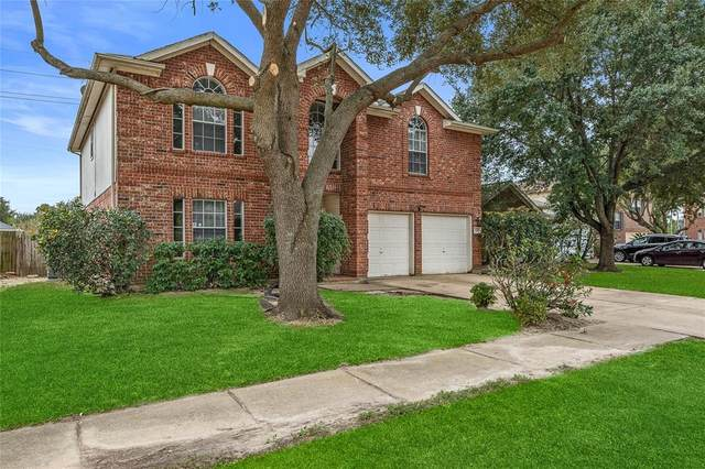 20807 Camphor Tree Drive, Katy, TX 77449 (MLS #9653188) :: The Freund Group