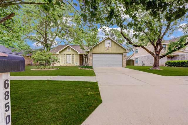 6850 Haven Creek Lane, Katy, TX 77449 (MLS #96534553) :: The Queen Team