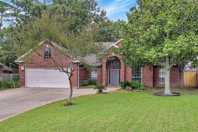 3311 Oak Knoll Court, Montgomery, TX 77356 (MLS #96540778) :: The Home Branch