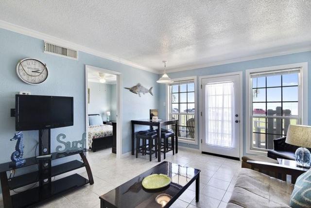 6300 Seawall #2103, Galveston, TX 77551 (MLS #96542603) :: REMAX Space Center - The Bly Team