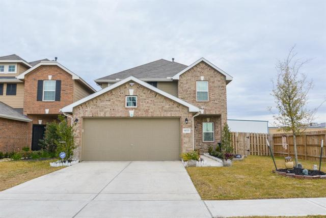 14222 Garland Brook Drive, Houston, TX 77083 (MLS #9655088) :: The SOLD by George Team